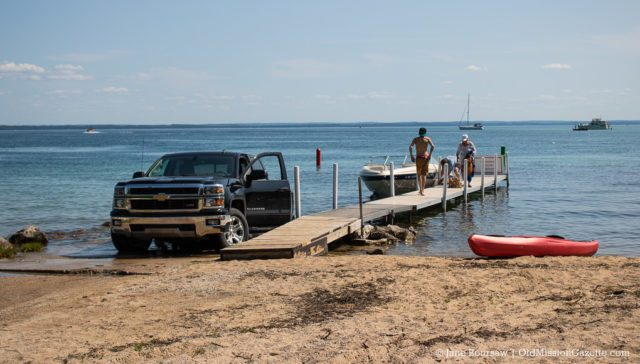 Peninsula Township Plans Haserot Beach Boat Launch Expansion on the Old Mission Peninsula