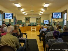 Peninsula Township Board discusses Haserot Beach Boat Launch Expansion
