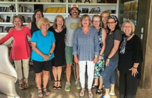 PCL Staff at Bonobo Winery