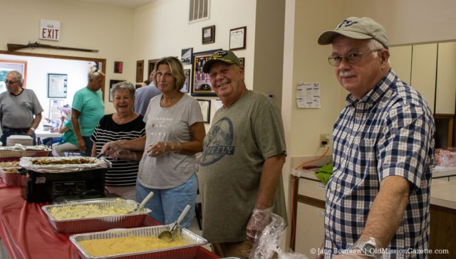 Legion Hall Pig/Turkey Roast 2019 | Jane Boursaw Photo
