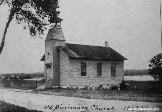 Old Mission Church (Peter Dougherty Missionary Church), 1800s