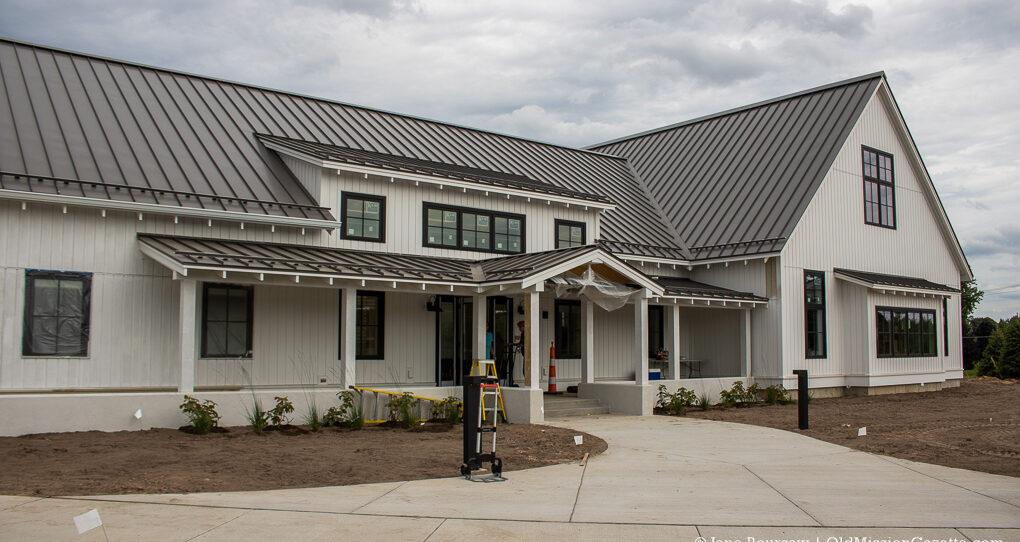 Peninsula Community Library Sets Grand Opening on Old Mission Peninsula