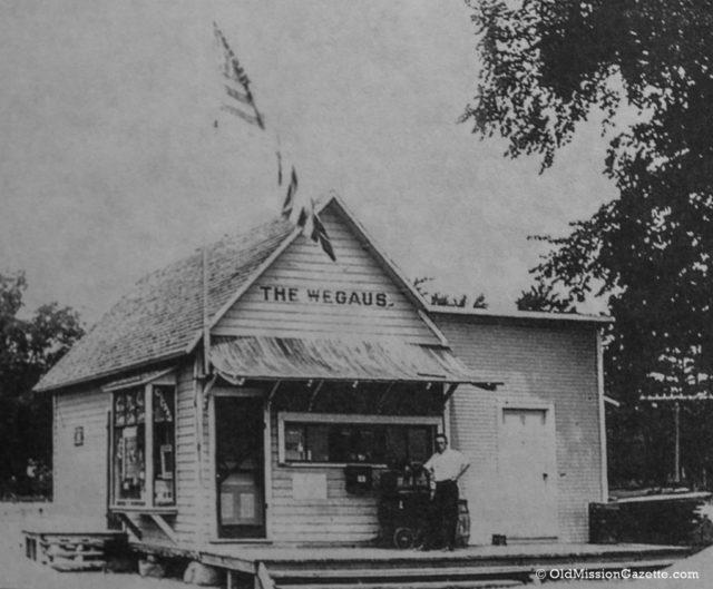 The Wegaus, Haserot Beach, Early 1900s