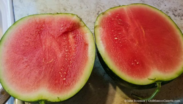 Watermelon at Local Yokels' Farm Stand | Jane Boursaw Photo