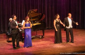 Mario Tabone, Tony Ciccone and the Traverse City Wine and Opera Festival Presents Bellini Opera at the City Opera House in Traverse City