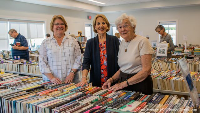 Friends Book Sale at Peninsula Community Library on the Old Mission Peninsula