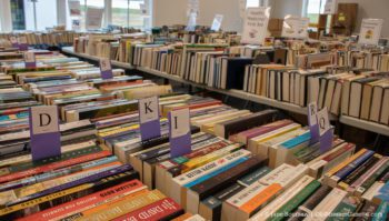Used Book Sale @ Peninsula Community Library