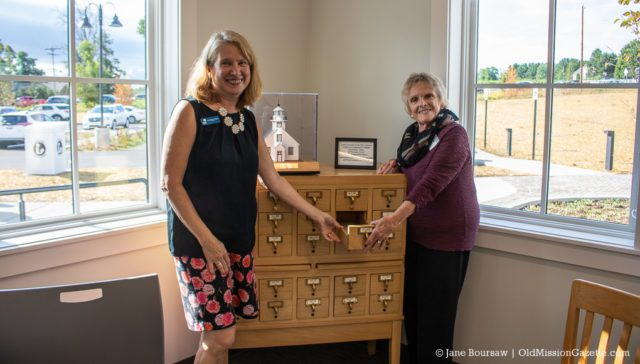 Peninsula Community Library Grand Opening on the Old Mission Peninsula