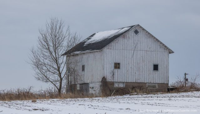 Bartko Barn on the Old Mission Peninsula