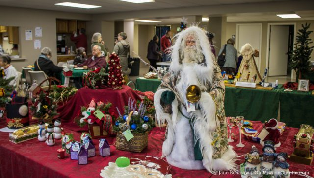 Christmas Bazaar at Old Mission Peninsula United Methodist Church on the Old Mission Peninsula
