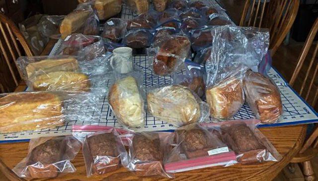 Helen Mumford's Yummy Breads heading to the OMP United Methodist Church Christmas Bazaar | Mumford Photo