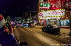Caroling through Traverse City with Buchan's | Jane Boursaw Photo