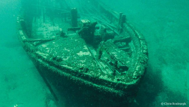 Shipwrecks of the Great Lakes | Chris Roxburgh Photo