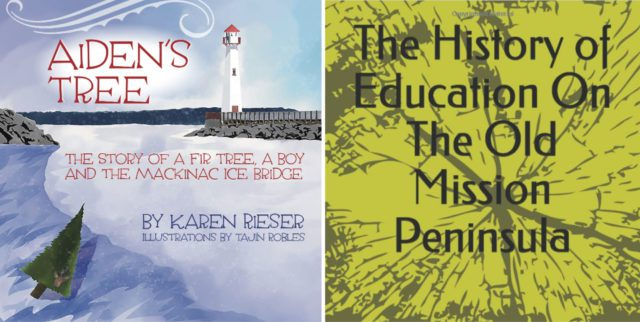 Karen Rieser Books, Old Mission Peninsula