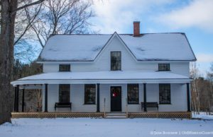 Peter Dougherty House on the Old Mission Peninsula