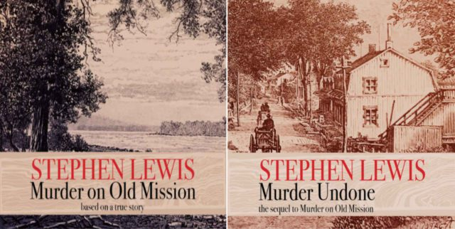 Stephen Lewis Books, Old Mission Peninsula