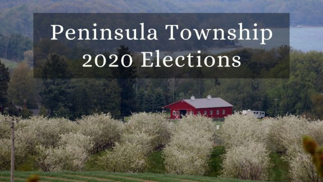 Peninsula Township 2020 Elections