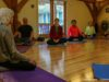 Yoga with Sally Van Vleck at Neahtawanta Inn on the Old Mission Peninsula