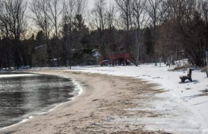 Haserot Beach on the Old Mission Peninsula | Jane Boursaw Photo