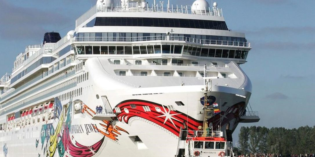 Dispatches from Norwegian Jewel in the South Pacific