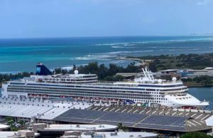Norwegian Jewel Lands in Hawaii | Rosalyn Bettini, Facebook