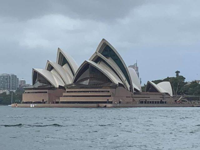 Vicki and Bob Shurly in Sydney, Australia | Vicki Shurly Photo