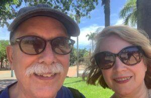 Vicki and Bob Shurly in New Caledonia Amidst Growing COVID-19 Concerns | Vicki Shurly Photo