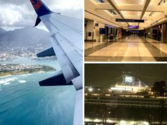 Dispatch from Vicki Shurly - Airborne from Hawaii to LAX | Vicki Shurly Photo