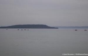Fishermen near Power Island | Jane Boursaw Photo