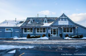 The Boathouse Restaurant, February 2020 | Jane Boursaw Photo