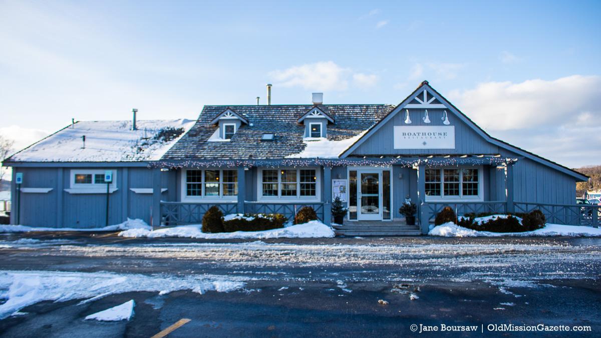 The Boathouse Restaurant, February 2020 | Jane Boursaw Photo