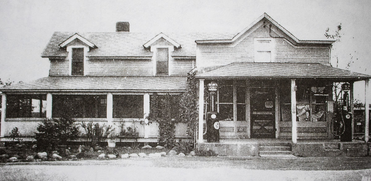 Bowers Harbor Store on the Old Mission Peninsula, circa 1946 | A Century of Service Photo