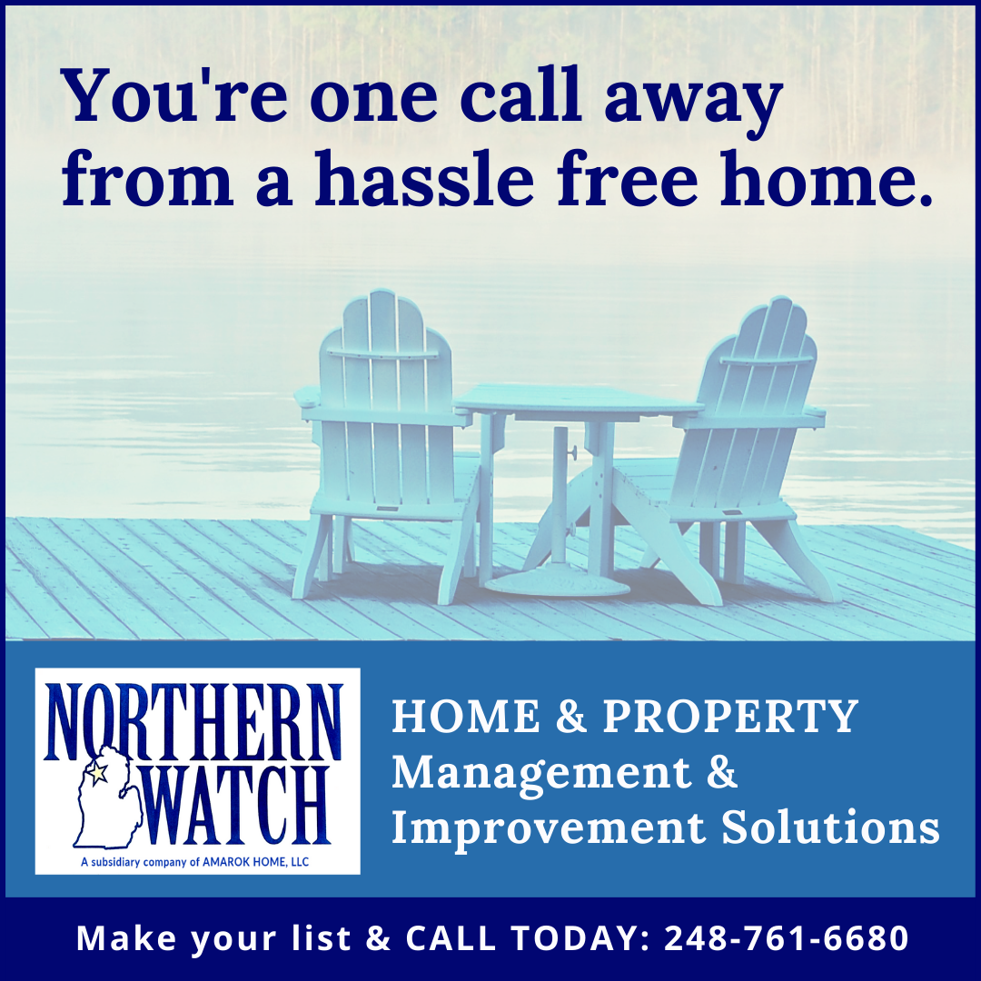 Northern Watch Home and Property Management and Improvement Solutions of Traverse City