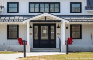 Peninsula Community Library on the Old Mission Peninsula | Jane Boursaw Photo