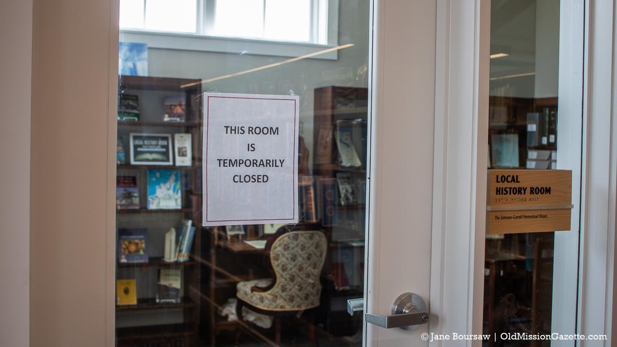 Peninsula Community Library on the Old Mission Peninsula | Jane Boursaw Photo