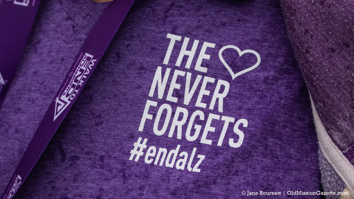 Gary's Gang Walk to End Alzheimer's 2020 | Jane Boursaw Photo