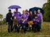 Gary's Gang Walk to End Alzheimer's 2020 | Jane Boursaw Photo