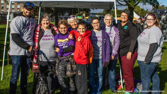 Wendy Warren and Gary's Gang plan 2020 Walk to End Alzheimer's | Jane Boursaw