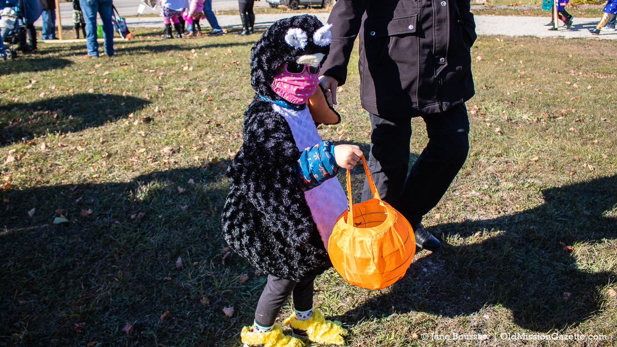 Old Mission Peninsula United Methodist Church hosts annual Trunk or Treat event | Jane Boursaw Photo