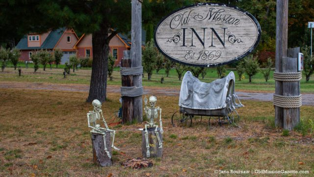 Halloween on the Old Mission Peninsula | Jane Boursaw Photo