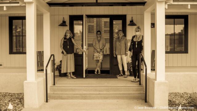 Peninsula Community Library Cozy November Murder Mystery | Jane Boursaw Photo