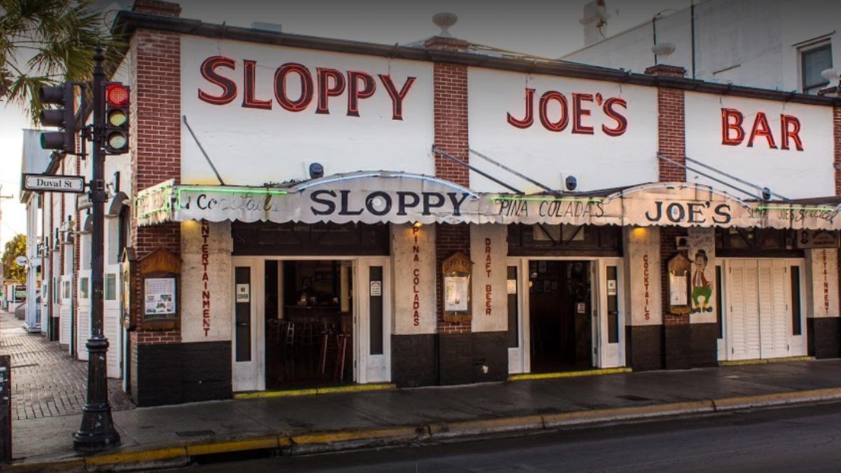 Sloppy Joe's in Key West   Google Images