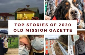 Top Stories of 2020 | Old Mission Gazette