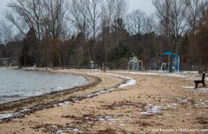Haserot Beach on the Old Mission Peninsula   Jane Boursaw Photo