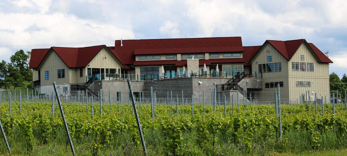Bonobo Winery on the Old Mission Peninsula | Jane Boursaw Photo