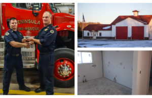 Peninsula Township Fire Department | Old Mission Gazette