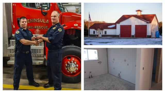 Peninsula Township Fire Department | Old Mission Gazette