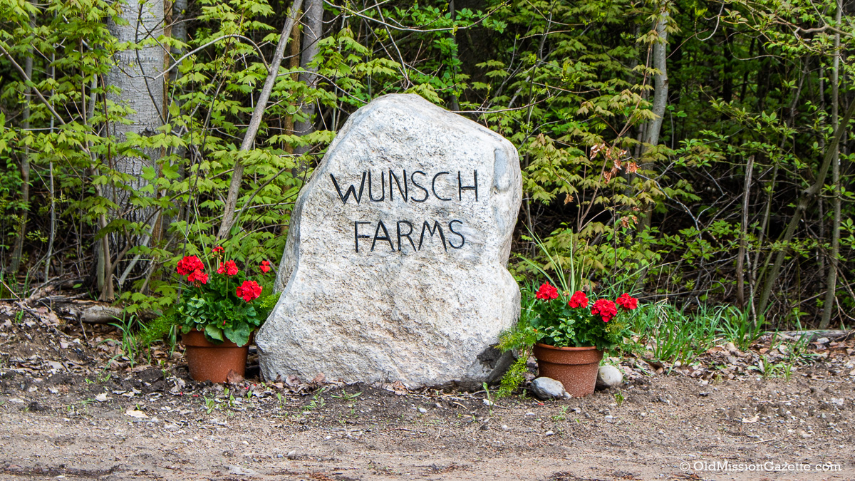 Wunsch Farms on the Old Mission Peninsula | Jane Boursaw Photo