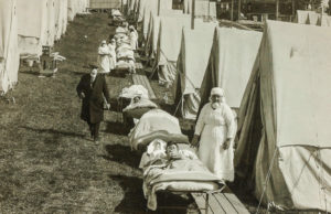 1918 Flu Pandemic | OMPHS
