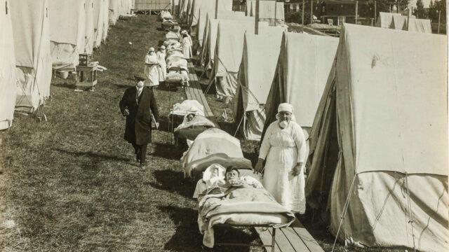 1918 Flu Pandemic | OMPHS